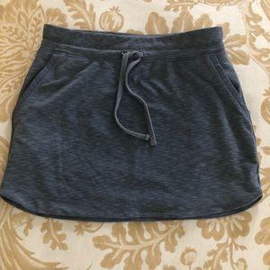 Athleta Jersey Skirt